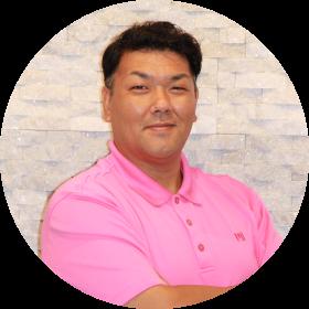 PGA(公益社団法人日本プロゴルフ協会)所属、インドアChoccoto担当