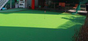 大田区のゴルフ練習場。加藤農園ゴルフリンクス